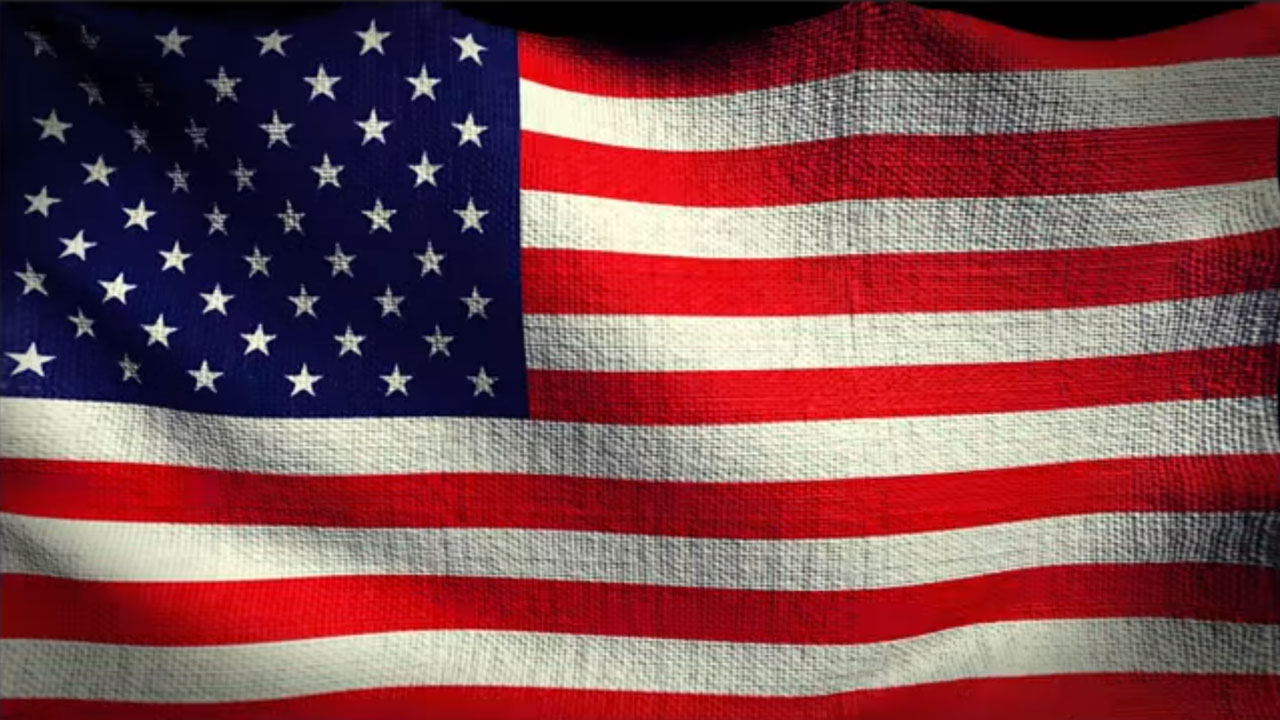 After Effects: Create A US Flag in Under A Minute Using Zaxwerks 3D Flag