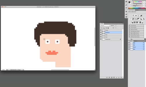 Creating 8 Bit Animation