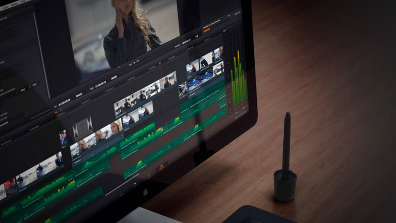 Using Offline Reference Clips in DaVinci Resolve