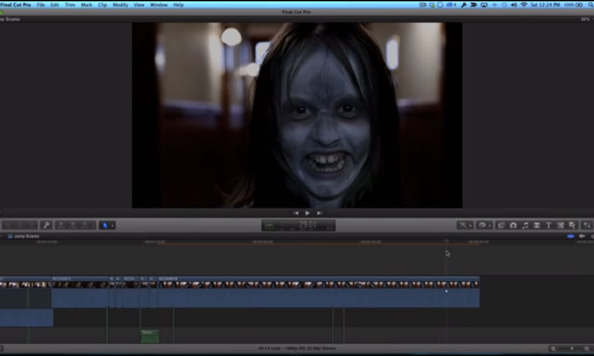 Halloween Themed tutorials for FCPX and Motion