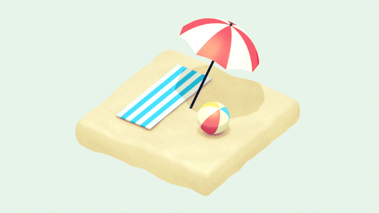 How to Create and Animate an Umbrella Using Mosplines in Cinema 4D
