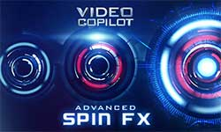 Advanced Spin FX Tutorial from Video Copilot