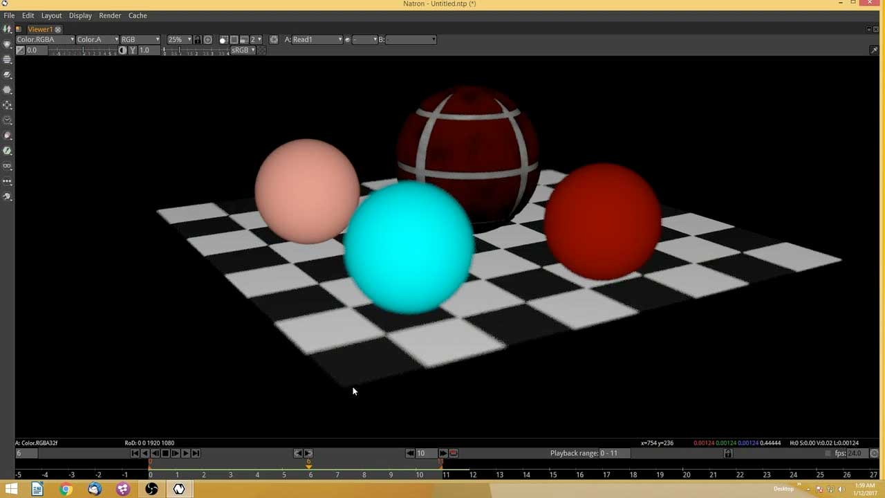 Altus Denoising Software Overview
