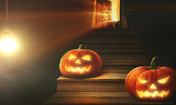 Create a Halloween Animation from a Still Image