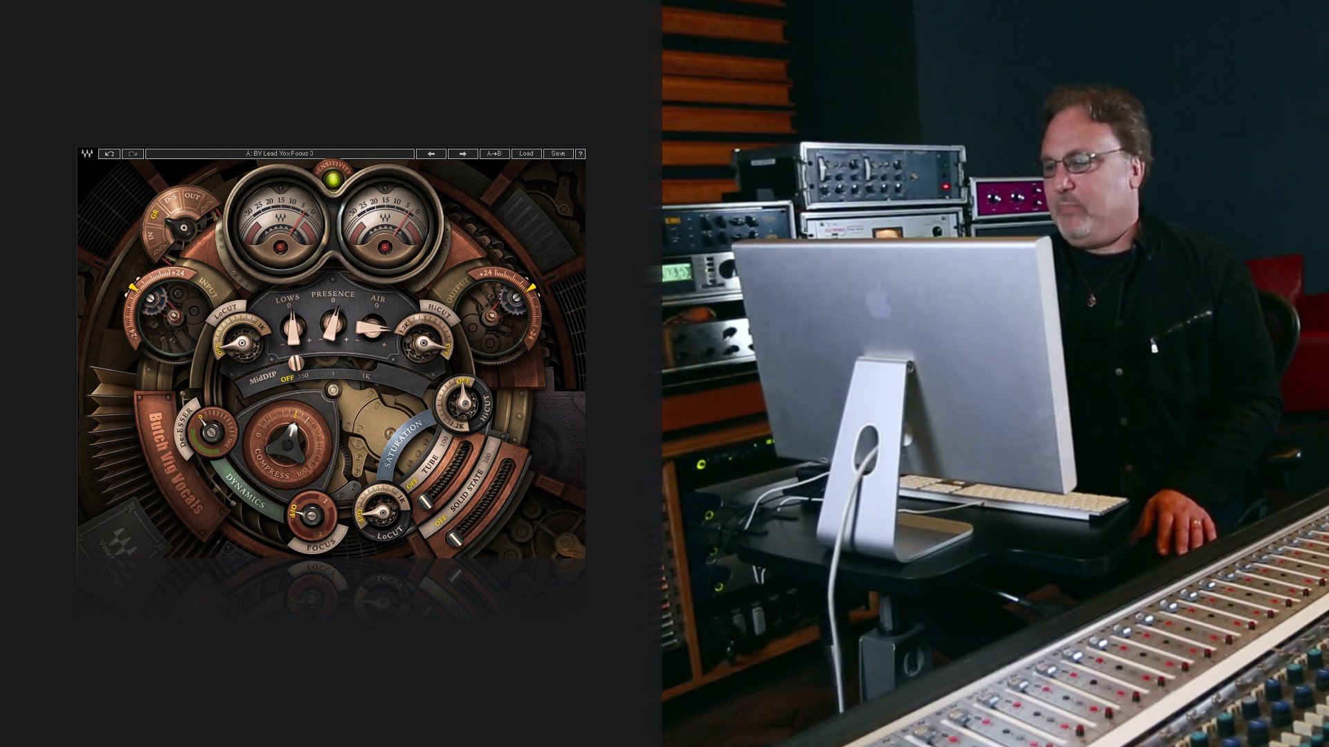 Mixing Rock Vocals with the Waves Butch Vig Vocals Plug-in