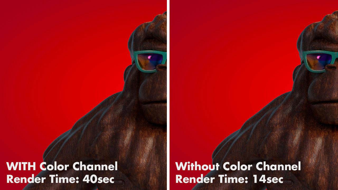 Speed Up The Cinema 4D Physical Render…. Here's How!