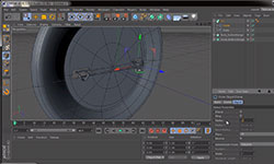 How to Create Button Badges with Maxon CINEMA 4D, Parts 1 & 2
