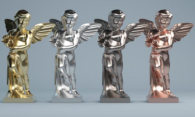 c4d cherub metals