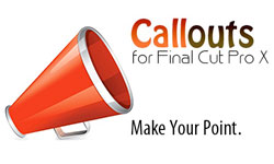 In-depth tutorial for Callouts 1.2 for Final Cut Pro X