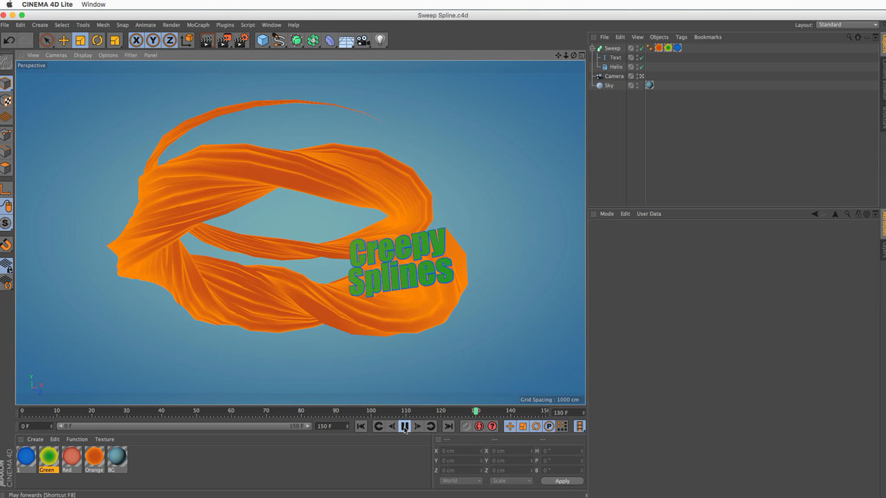 New Cineversity Tutorial Series for After Effects Users to 3D