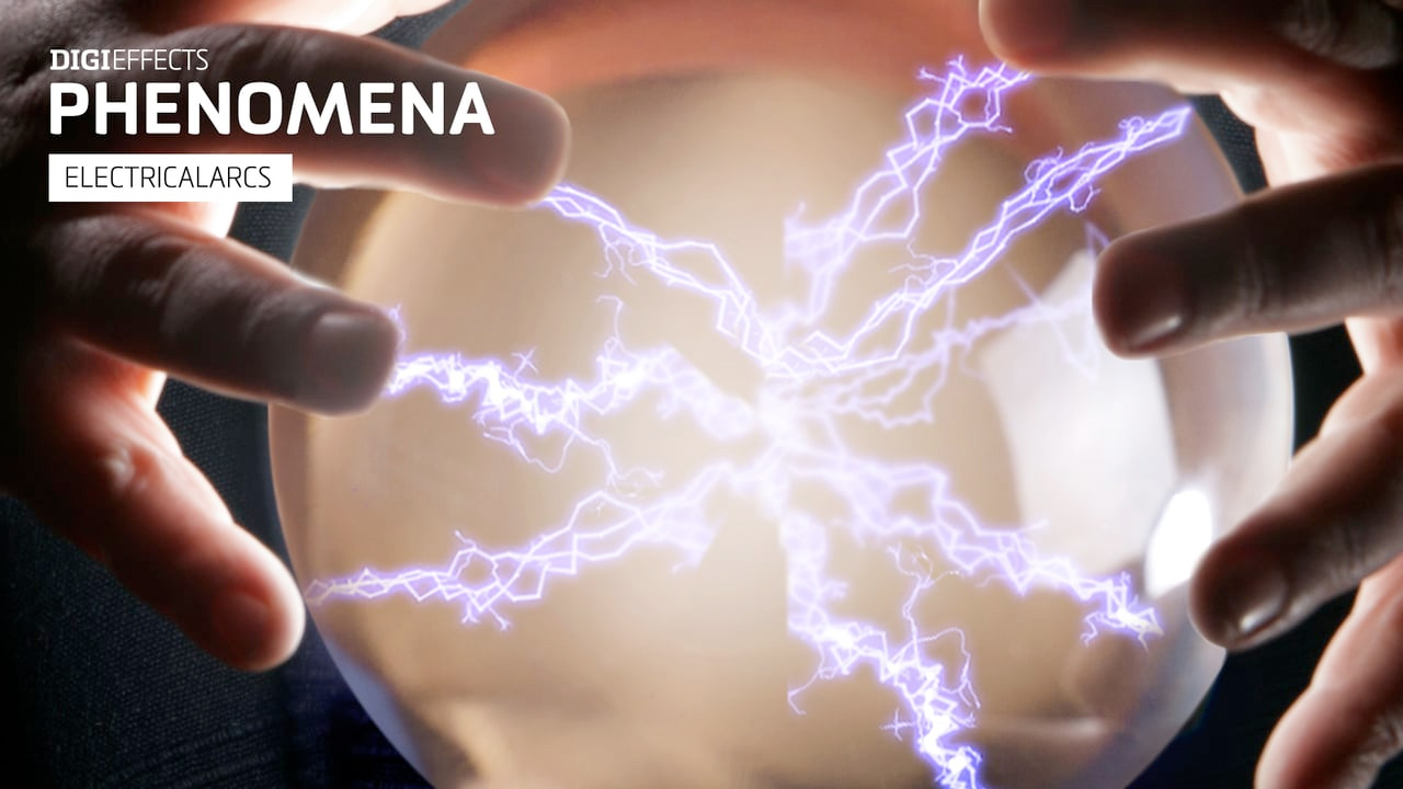 Digieffects: Electrical Arcs from Phenomena #digieffects
