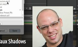 Creating Faux Shadows in Adobe After Effects by Eran Stern