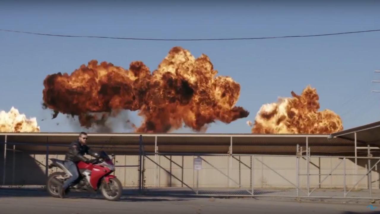 After Effects: Large Scale Explosions in AE