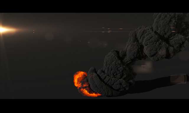Create a Fireball with Autodesk 3Ds Max and Sitni Sati FumeFX