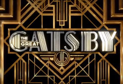 Hollywood Movie Titles Series - The Great Gatsby