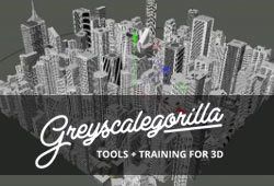 GreyscaleGorilla City Kit