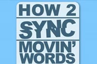 How to Sync Motion Typography to Audio in After Effects