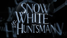Snow White and the Huntsman - Aetuts+ Hollywood Movie Title Series