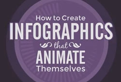 How To Create Infographics That Animate Themselves
