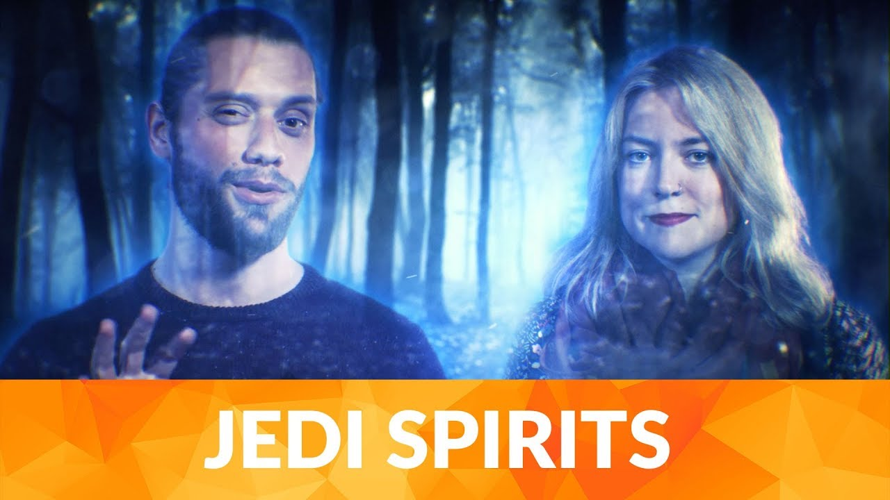 Star Wars Jedi Ghost Effect with HitFilm