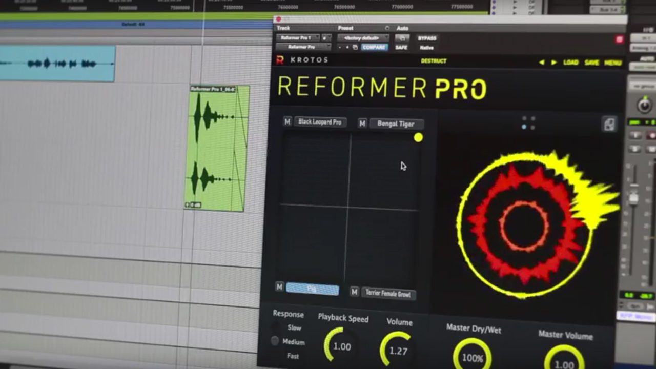 Krotos Audio: Explore Reformer Pro with Resident Artist Matthew Collings