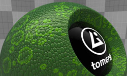Quick Tip: Create Seamless Lizard Skin in Luxology Modo