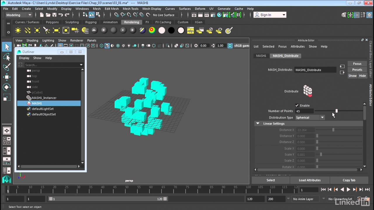 Maya 2016 Extension 2 New Features | Introduction to MASH networks