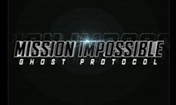 Creating the Mission Impossible 4 Titles in Cinema 4D and After Effects