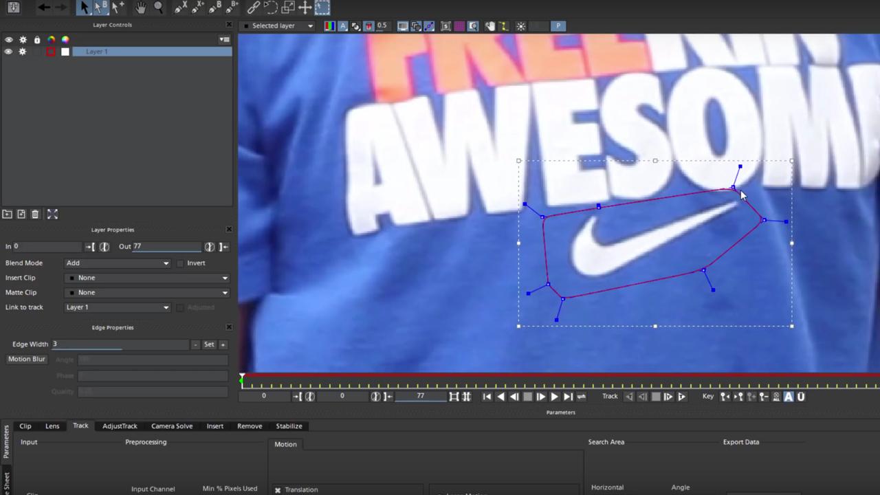 Tutorials toolfarm boris fx how to remove a logo using mocha pro and adobe after effects baditri Choice Image