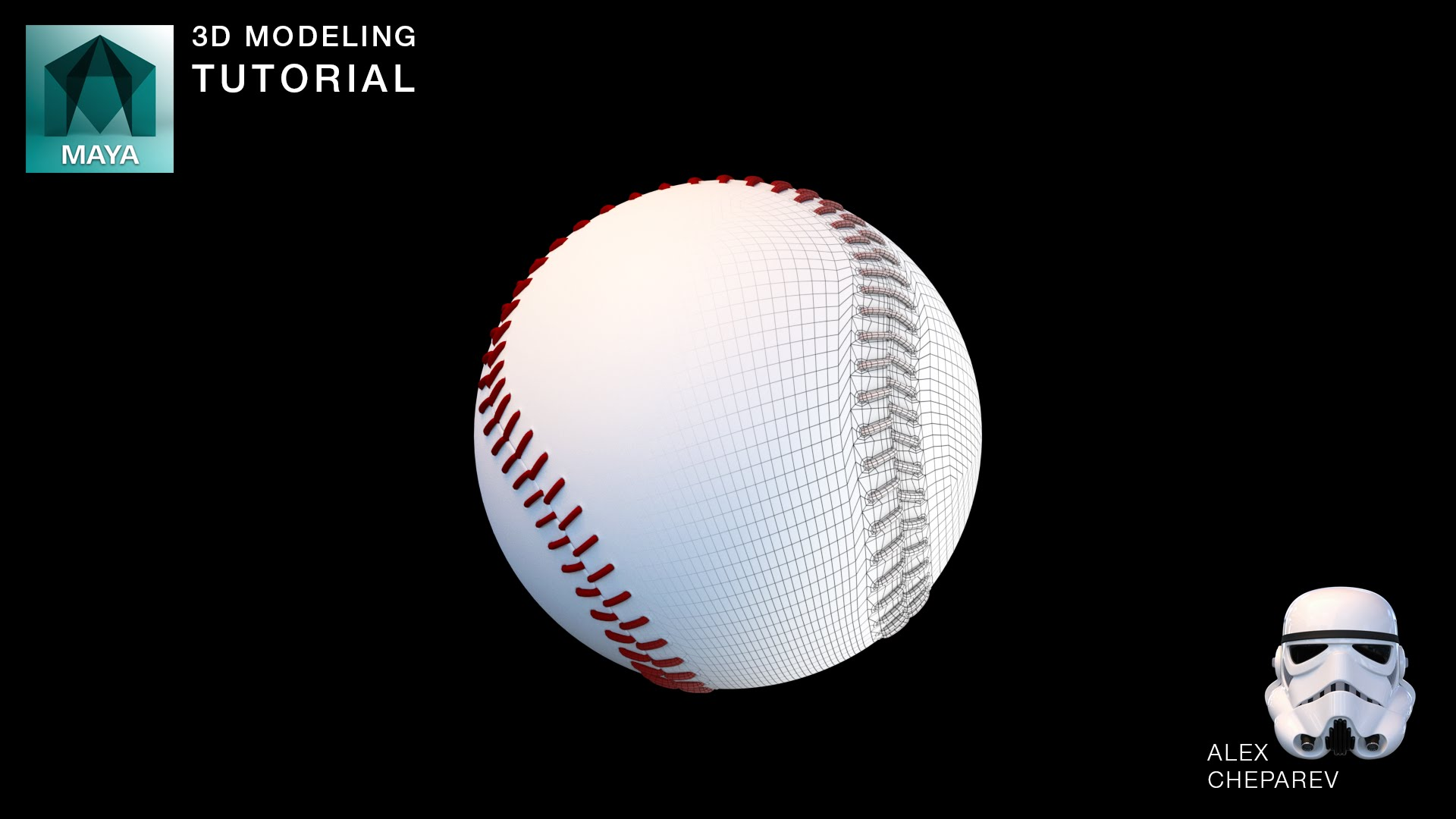 Maya Baseball Tutorials