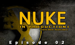 Nuke in Production Series – Channels & CG Multi-Pass Rendering