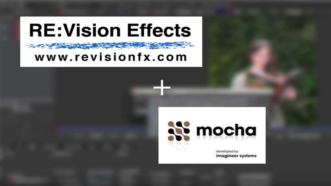 Re:Vision Effects - Our tools with Mocha