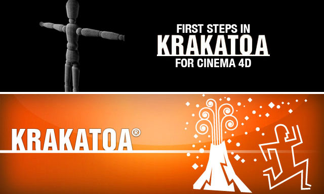 Krakatoa for Cinema 4D First Steps