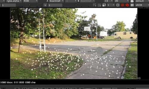 Tutorial: Aligning to Features Nuke's CameraTracker