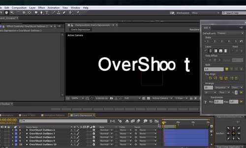 A Look at the Different Ways to Overshoot Motion