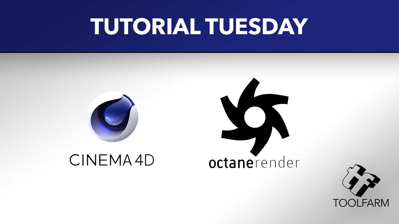 Cinema 4D and Octane Render