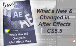 After Effects CS5.5 Changes from Video2Brain