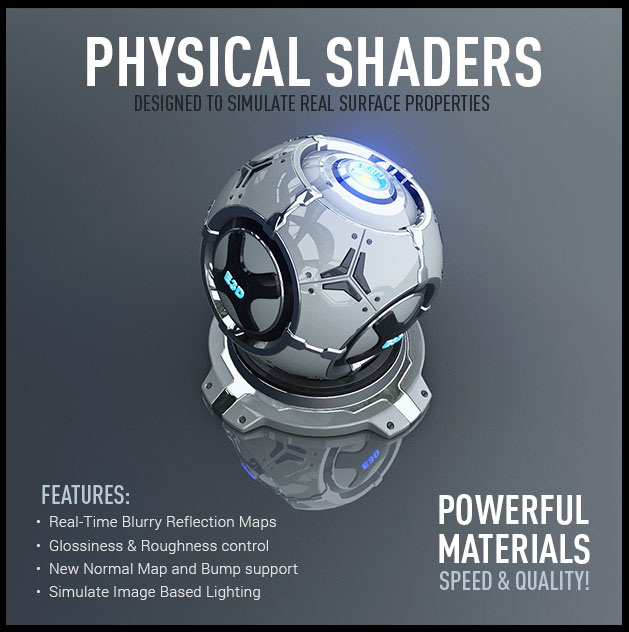 pro shaders features