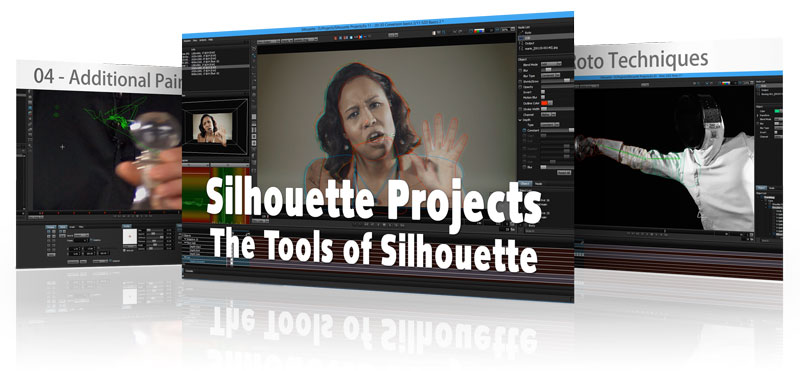 Silhouette Projects - Screenshot 5