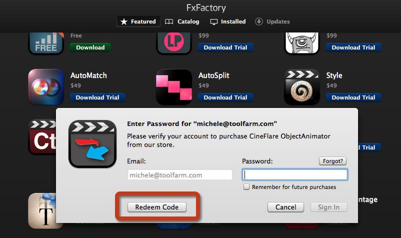 fxfactory pro serial