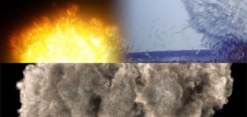 مقبس ال dpit effex 1.07.05 لصناعة النيران والسوائل والنباتات