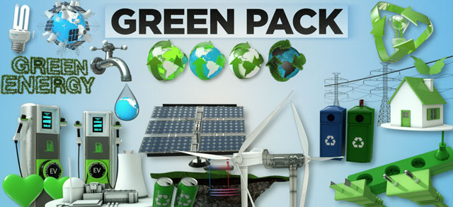 The Green Pack