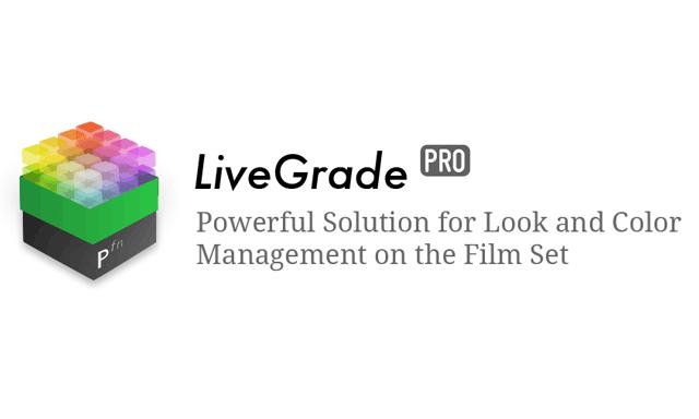 New: Pomfort releases Major Upgrade to LiveGrade Pro v2