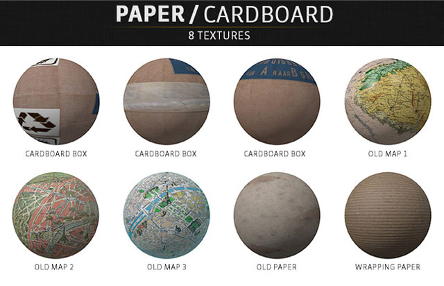 pixel lab materials pack paper