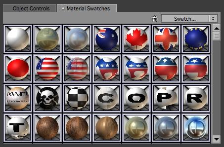 Materials Bin