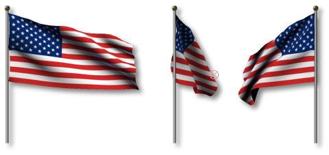 zaxwerks 3d flag