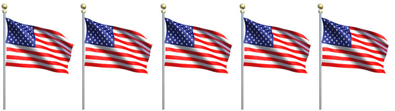 flag slo mo