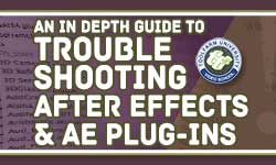In Depth: Troubleshooting After Effects and other Hosts and Plug-ins