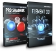 Video Copilot Pro 3D Bundle (Element 3D + Pro Shaders)