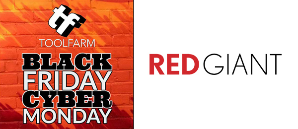 red giant black friday 2019